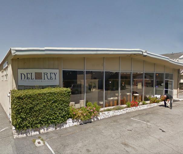 Del Rey building