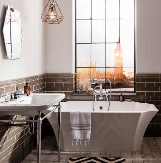 Crosswater-Waldorf, bathroom